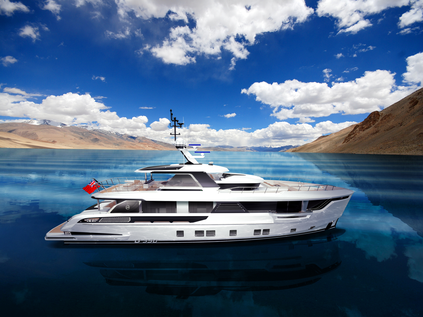 Picture Of: 115' Dynamiq 2021 Yacht For Sale | 1 of 22