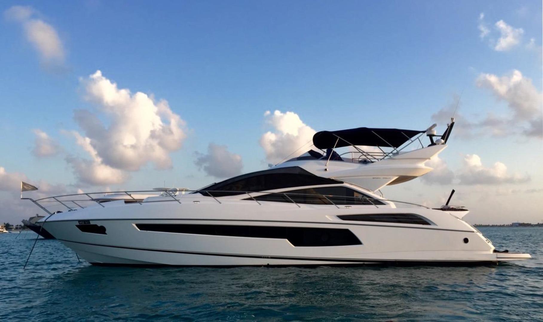 """2016 Sunseeker 68' Sport Yacht """"Submarino"""""""