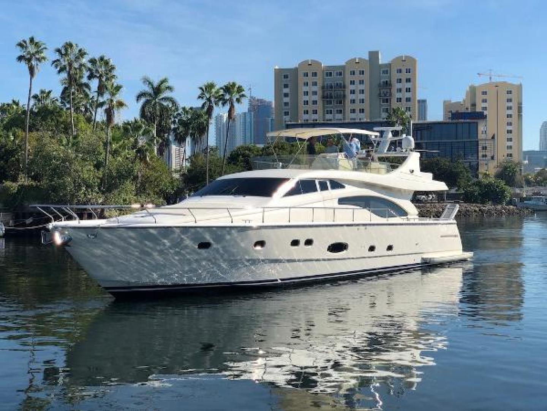 68' Ferretti Yachts 680