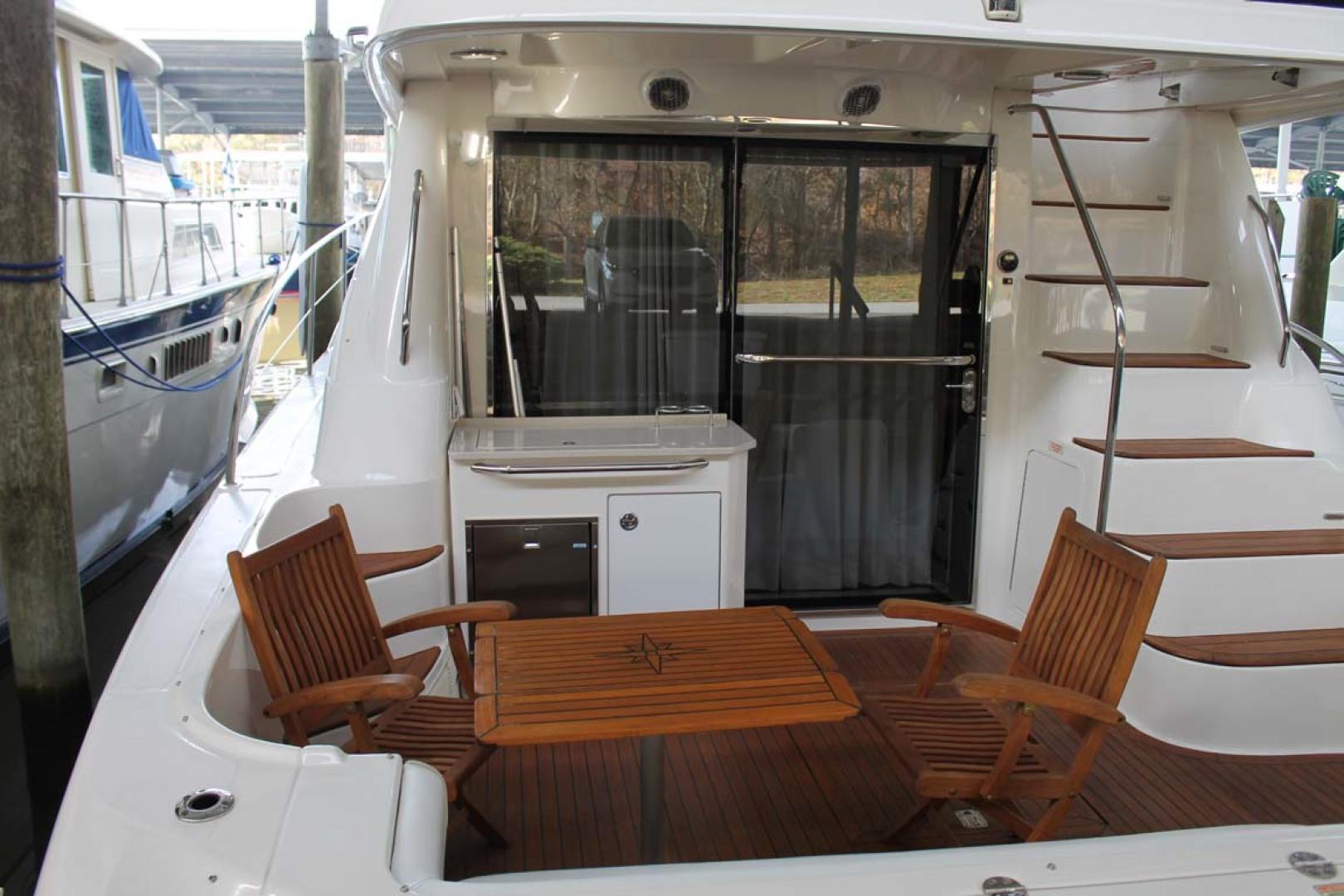 Sea Ray-58 Sedan Bridge 2008-ANANDI Chesapeake City-Maryland-United States-Cockpit-1274131 | Thumbnail