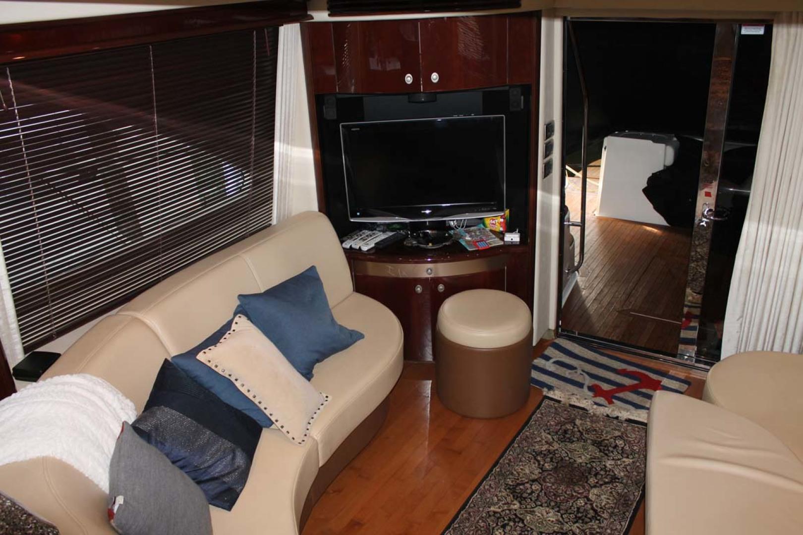 Sea Ray-58 Sedan Bridge 2008-ANANDI Chesapeake City-Maryland-United States-Salon-1274101 | Thumbnail