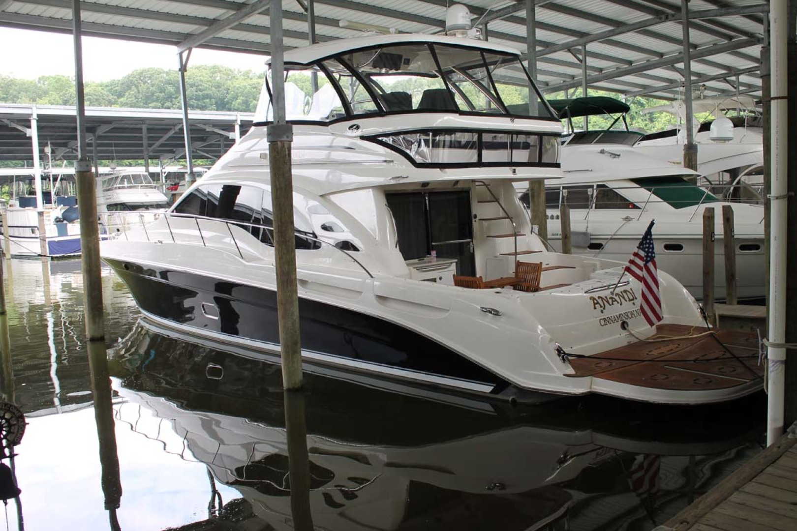 Picture Of: 58' Sea Ray 58 Sedan Bridge 2008 Yacht For Sale | 2 of 92