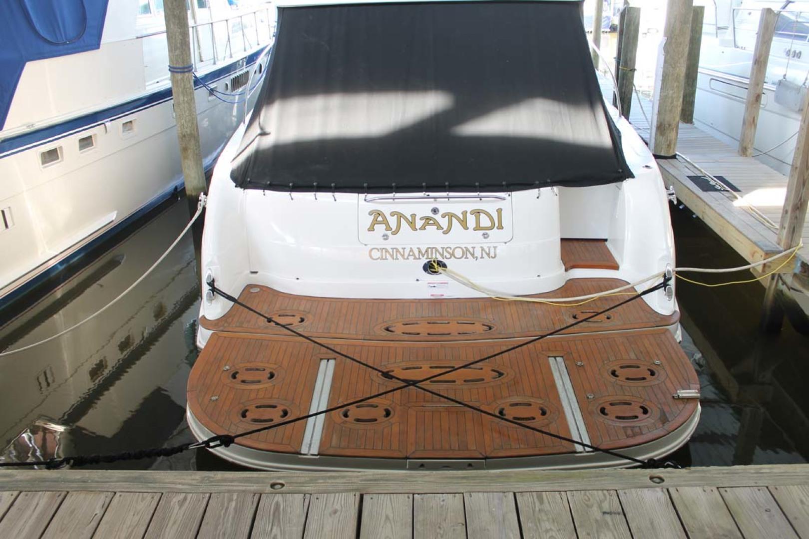 Sea Ray-58 Sedan Bridge 2008-ANANDI Chesapeake City-Maryland-United States-Swim Platform-1274086 | Thumbnail