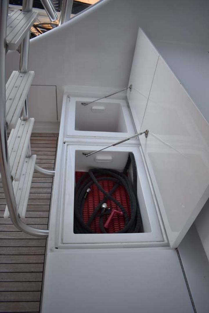 Spencer-Sportfish 2013-Fire Escape Pompano Beach-Florida-United States-Mezzanine Storage-1274294 | Thumbnail