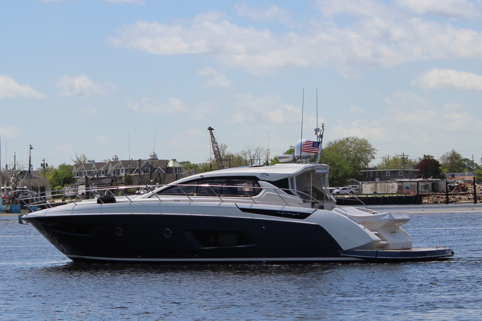Picture Of: 53' Azimut 50 ATLANTIS 2015 Yacht For Sale | 1 of 19