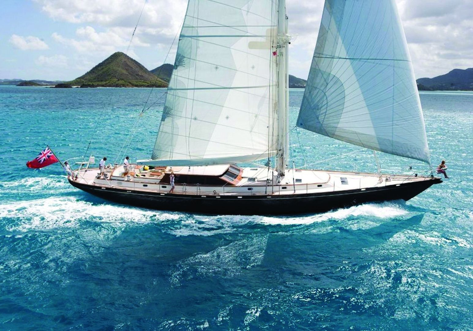 Picture Of: 90' Holland Jachtbouw 28.5 1998 Yacht For Sale   1 of 23