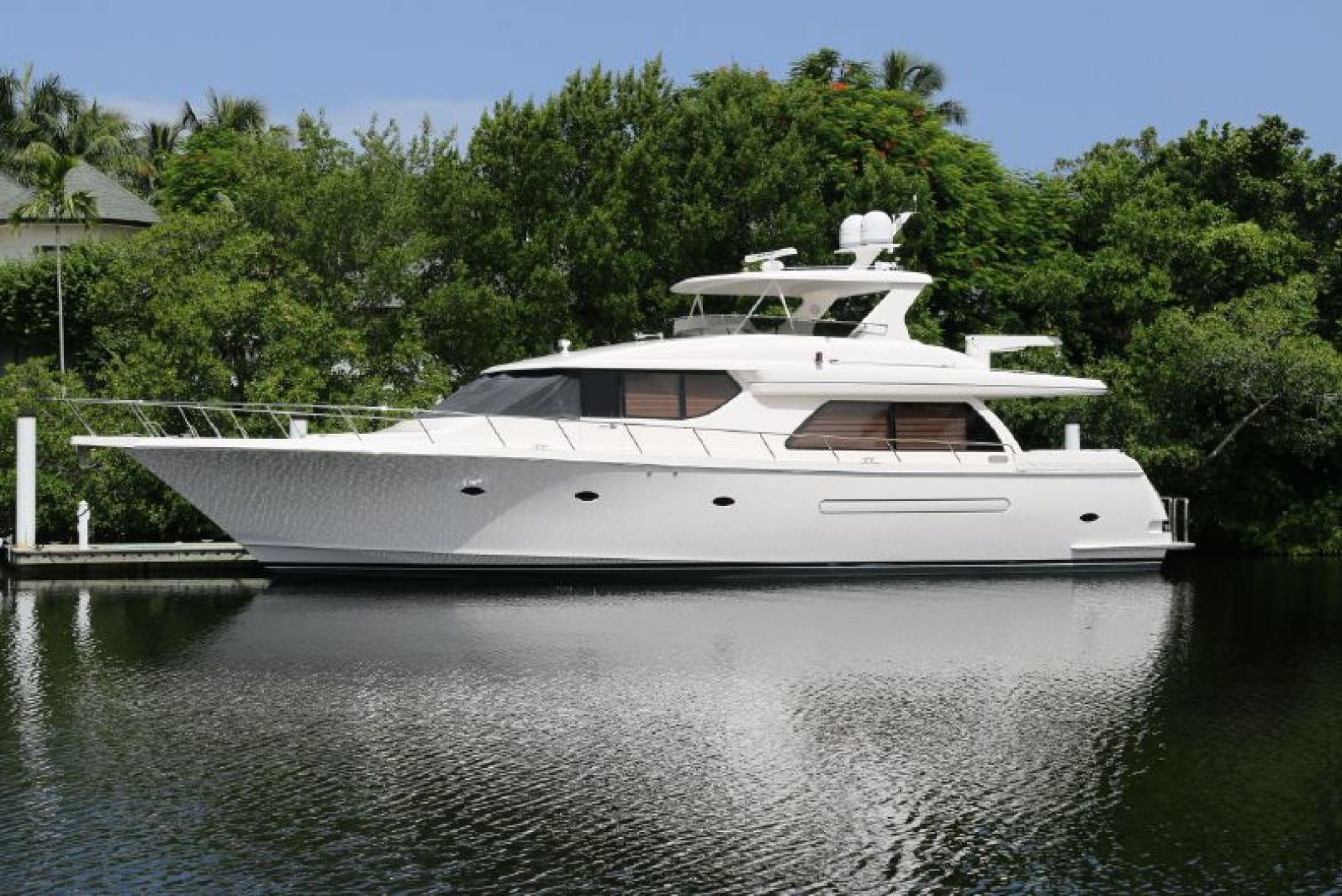 Picture Of: 68' West Bay 2004 Yacht For Sale | 1 of 34