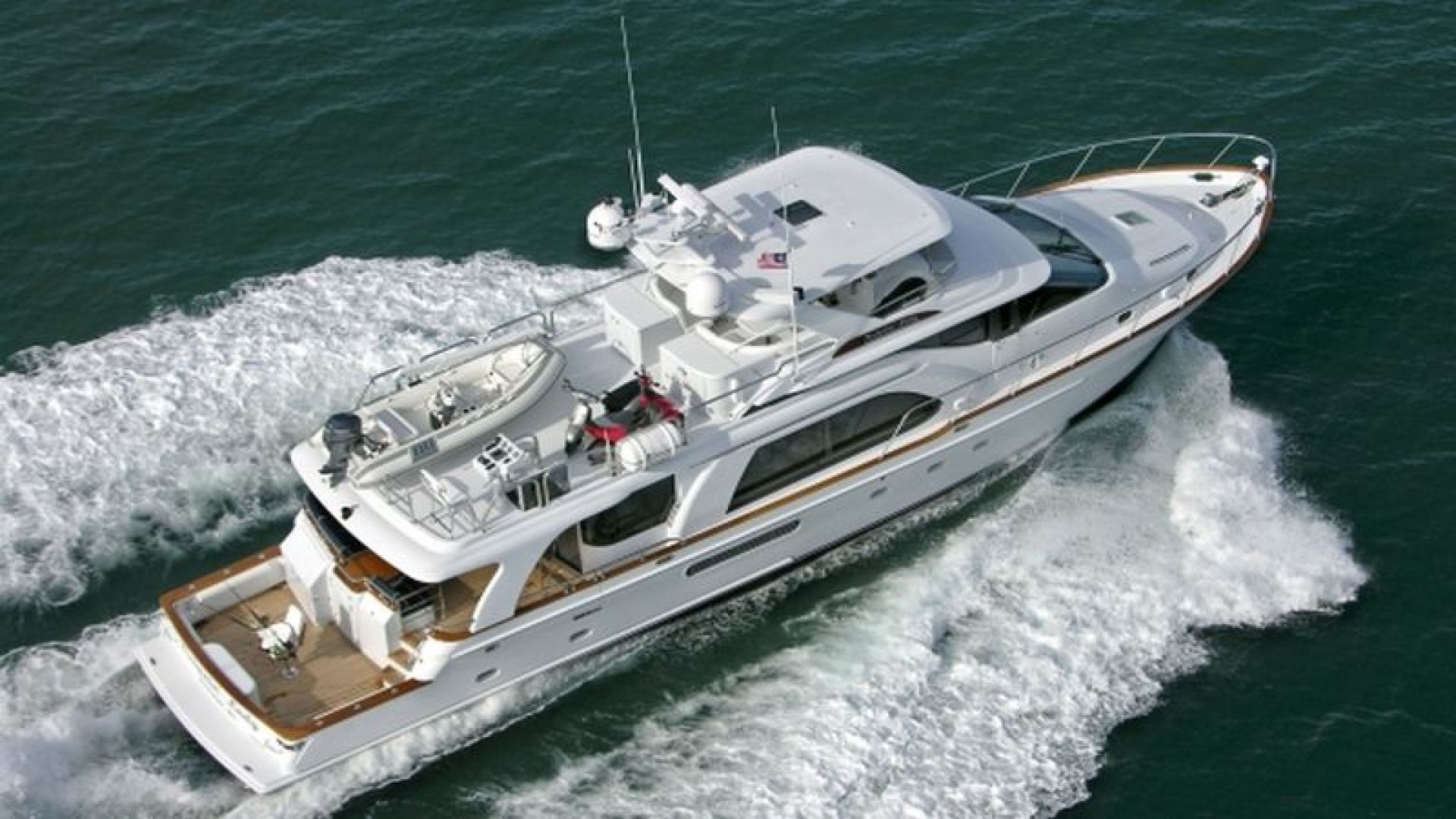 Picture Of: 72' Custom Rayburn Cockpit 2005 Yacht For Sale | 1 of 28