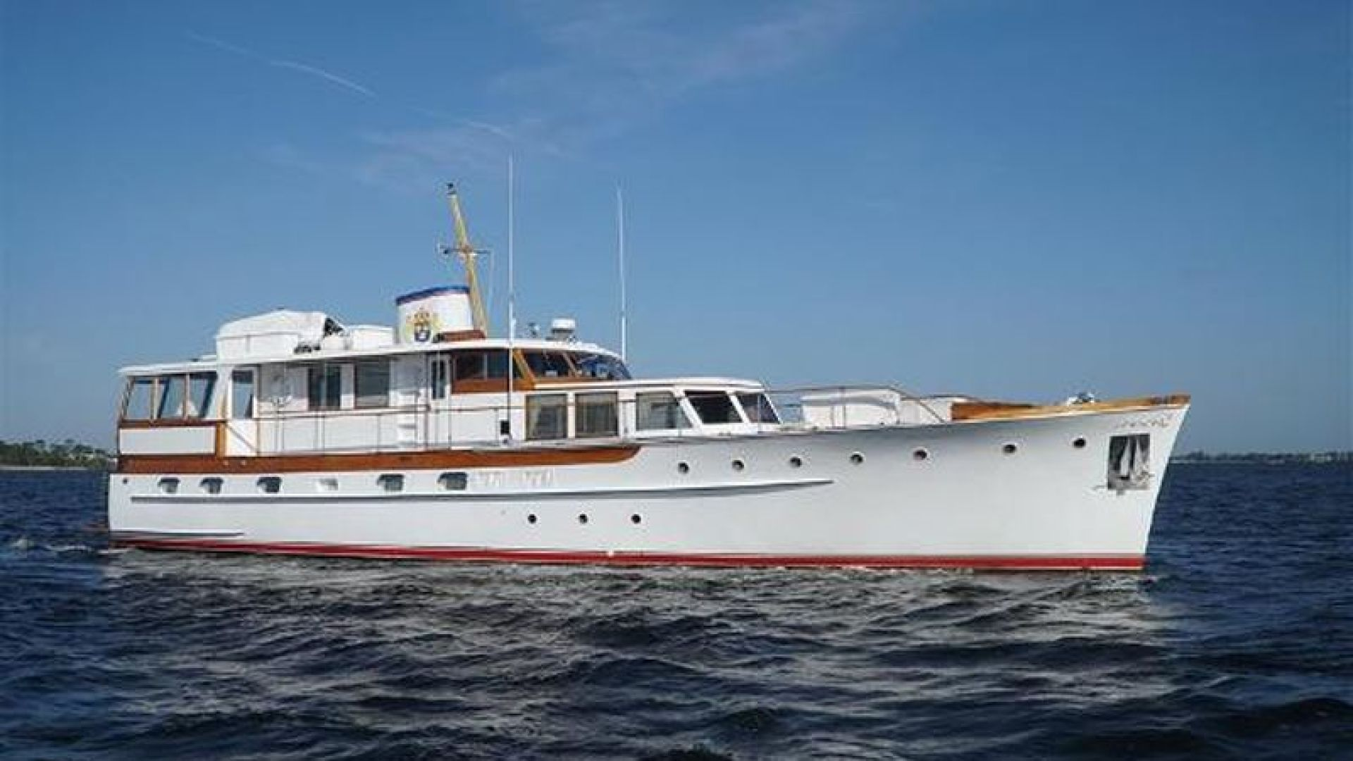 Picture Of: 68' Trumpy Cruiser 1954 Yacht For Sale | 1 of 43