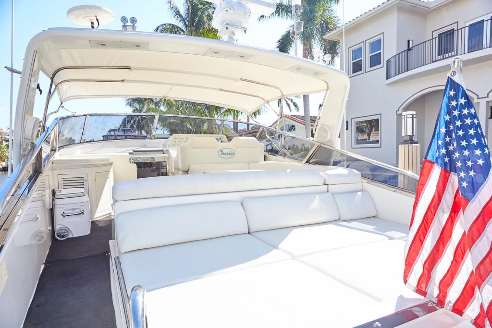Baia-Sports Cruiser 1998 -Fort Lauderdale-Florida-United States-1275612 | Thumbnail