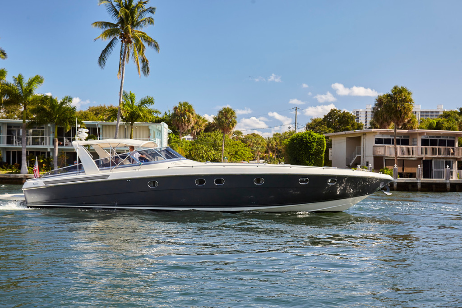 Picture Of: 63' Baia Sports Cruiser 1998 Yacht For Sale | 2 of 50