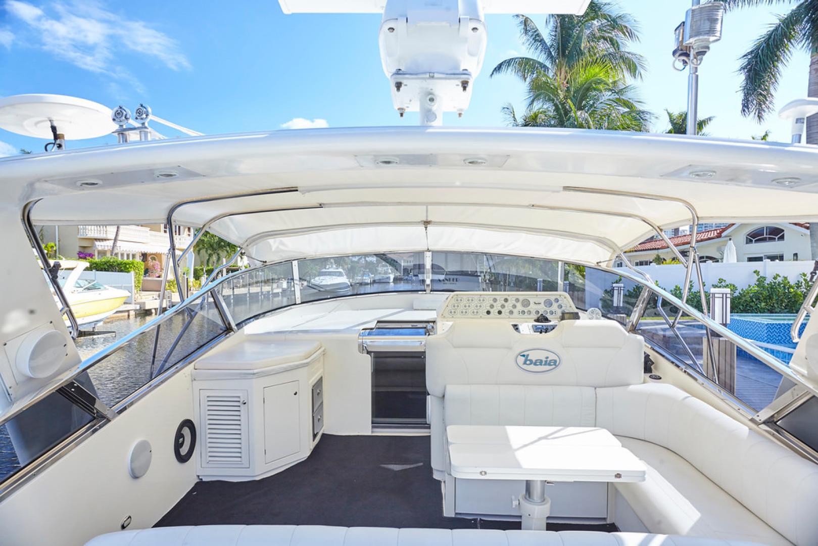 Baia-Sports Cruiser 1998 -Fort Lauderdale-Florida-United States-1275606 | Thumbnail