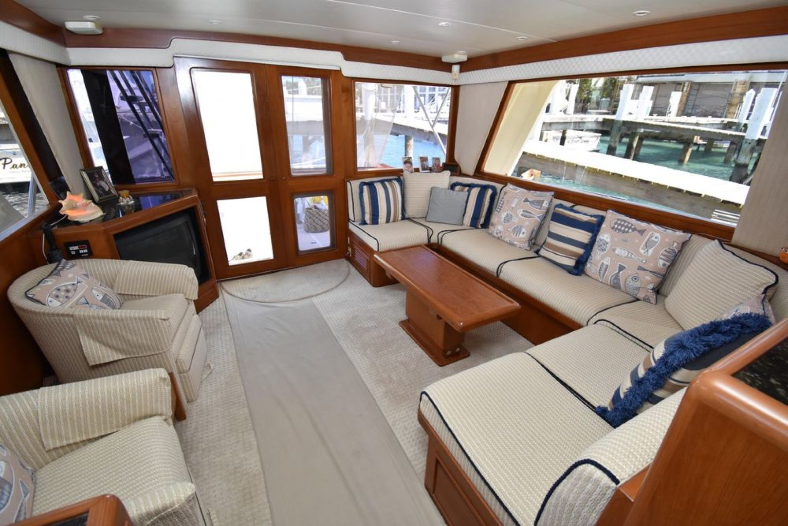 Picture Of: 62' Offshore Yachts Pilot House 2000 Yacht For Sale | 2 of 52