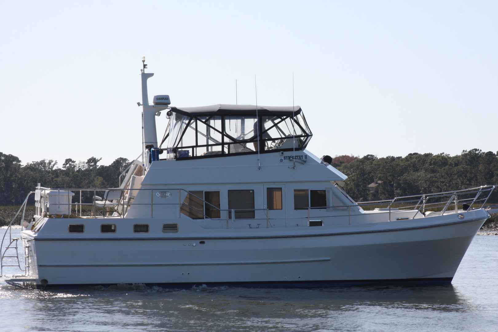 Picture Of: 41' Symbol 42 Sundeck Trawler 2002 Yacht For Sale | 1 of 97