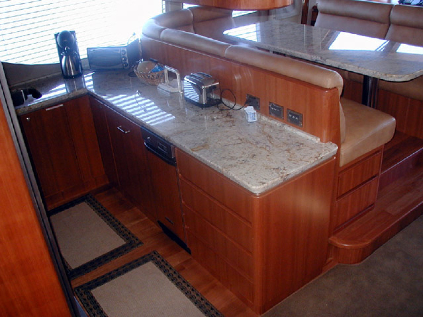 West Bay-Custom Enclosed Bridge 2005-Dream Weaver North Palm Beach-Florida-United States-Galley-1276197 | Thumbnail