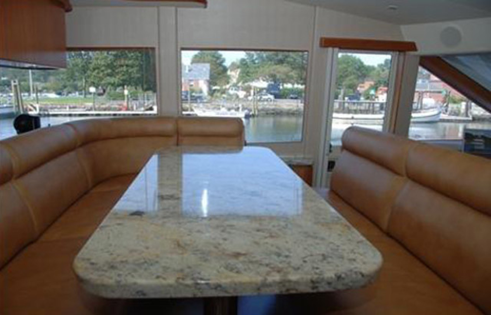 West Bay-Custom Enclosed Bridge 2005-Dream Weaver North Palm Beach-Florida-United States-Dinette-1276198 | Thumbnail