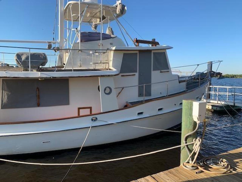 Kadey-Krogen-42 Trawler 1982-SCOUT Jacksonville-Florida-United States-1276595   Thumbnail