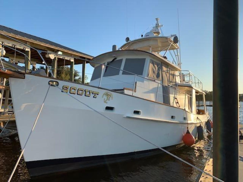 Kadey-Krogen-42 Trawler 1982-SCOUT Jacksonville-Florida-United States-1276593   Thumbnail
