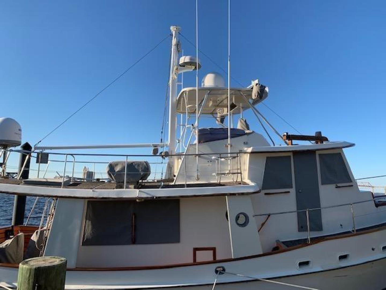 Kadey-Krogen-42 Trawler 1982-SCOUT Jacksonville-Florida-United States-1276594   Thumbnail
