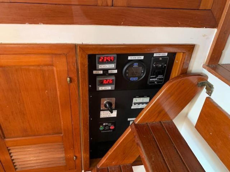 Kadey-Krogen-42 Trawler 1982-SCOUT Jacksonville-Florida-United States-1276610   Thumbnail