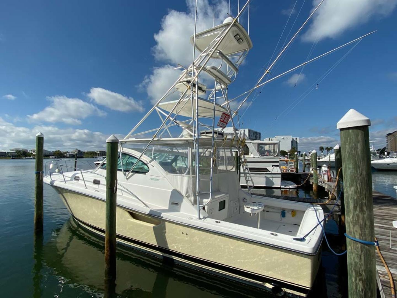Pursuit-3800 Express 2002-Going Deep Destin-Florida-United States-Main Profile-1276685 | Thumbnail