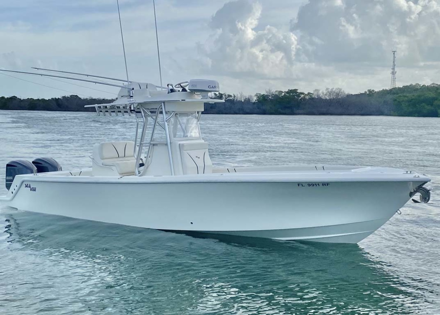 SeaVee-320B 2017-Can You Dig It Islamorada-Florida-United States-Profile-1358076 | Thumbnail