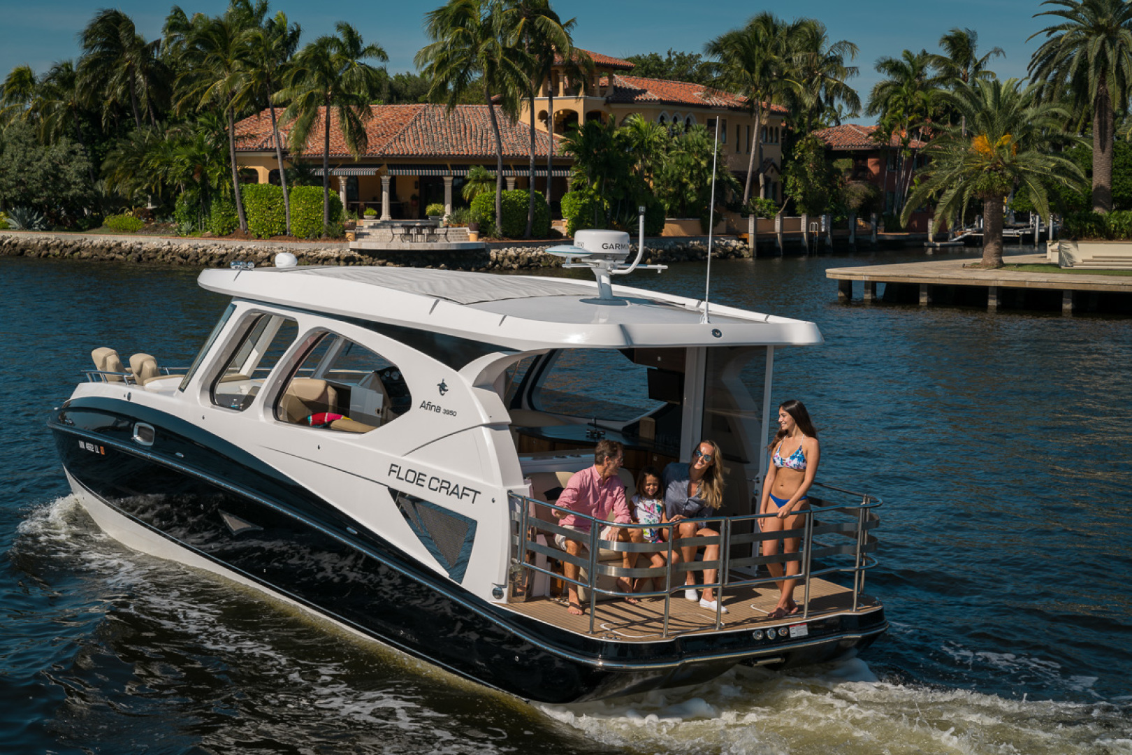 Floe Craft-Afina 3950 2019 -St Petersburg-Florida-United States-1279569   Thumbnail