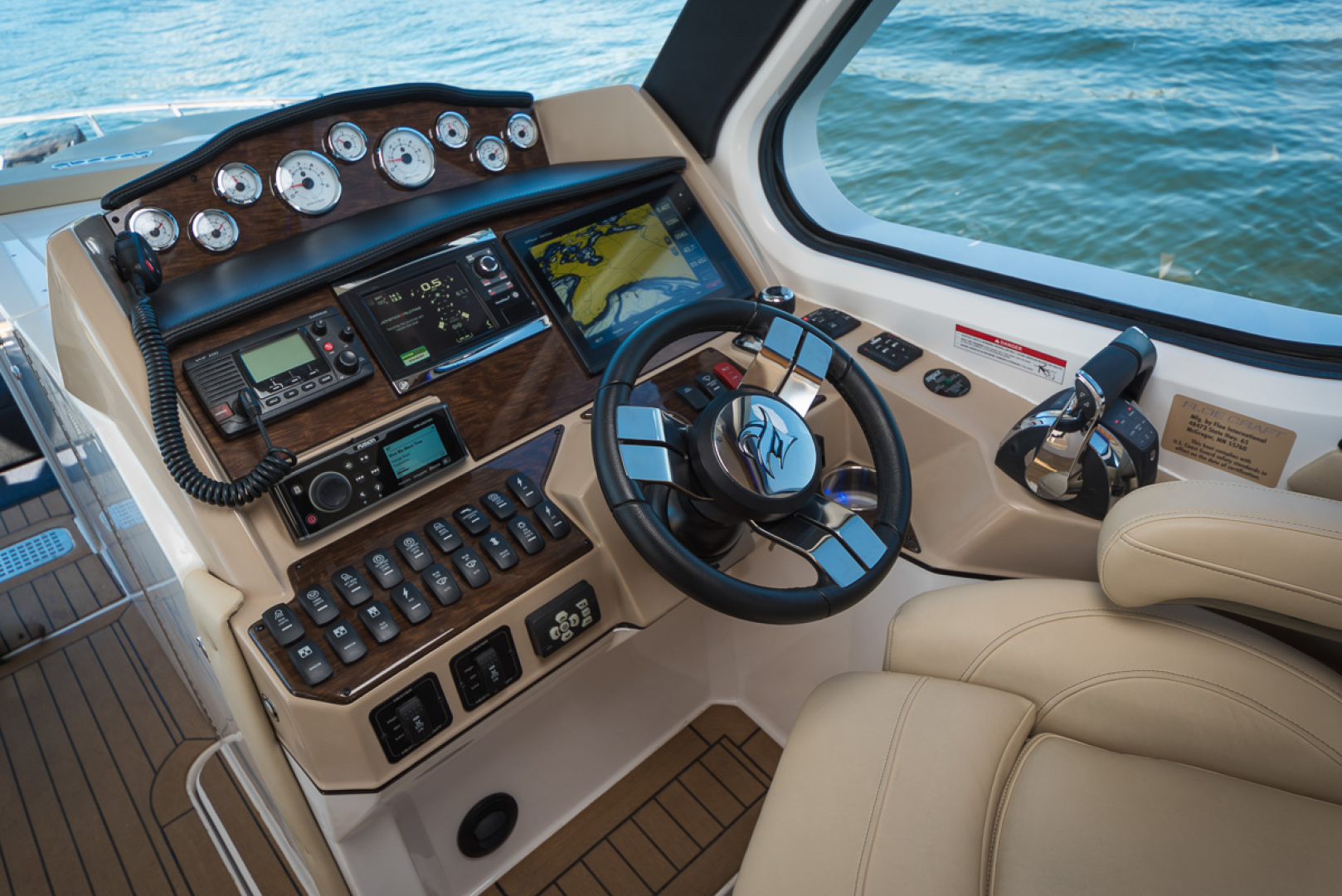 Picture Of: 39' Floe Craft Afina 3950 2019 Yacht For Sale   2 of 32