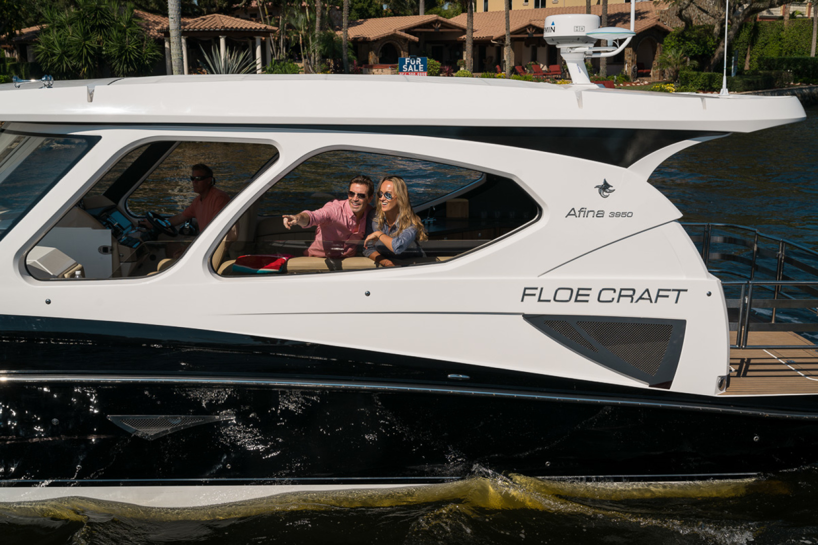 Floe Craft-Afina 3950 2019 -St Petersburg-Florida-United States-1279570   Thumbnail