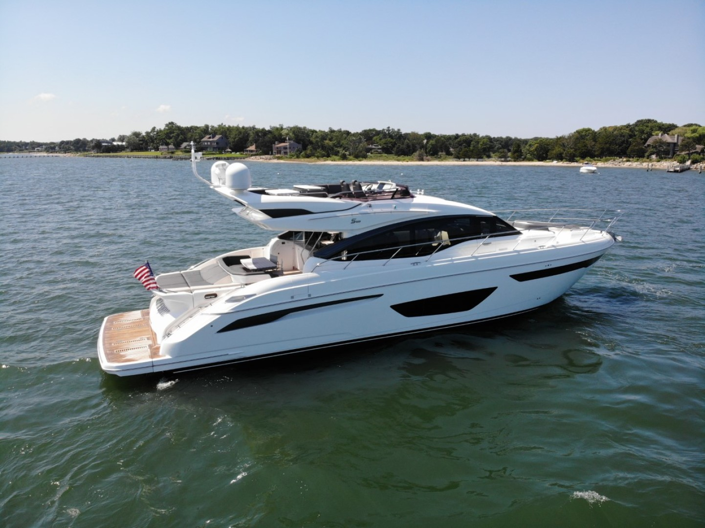 Picture Of: 66' Princess S65 2017 Yacht For Sale | 1 of 28