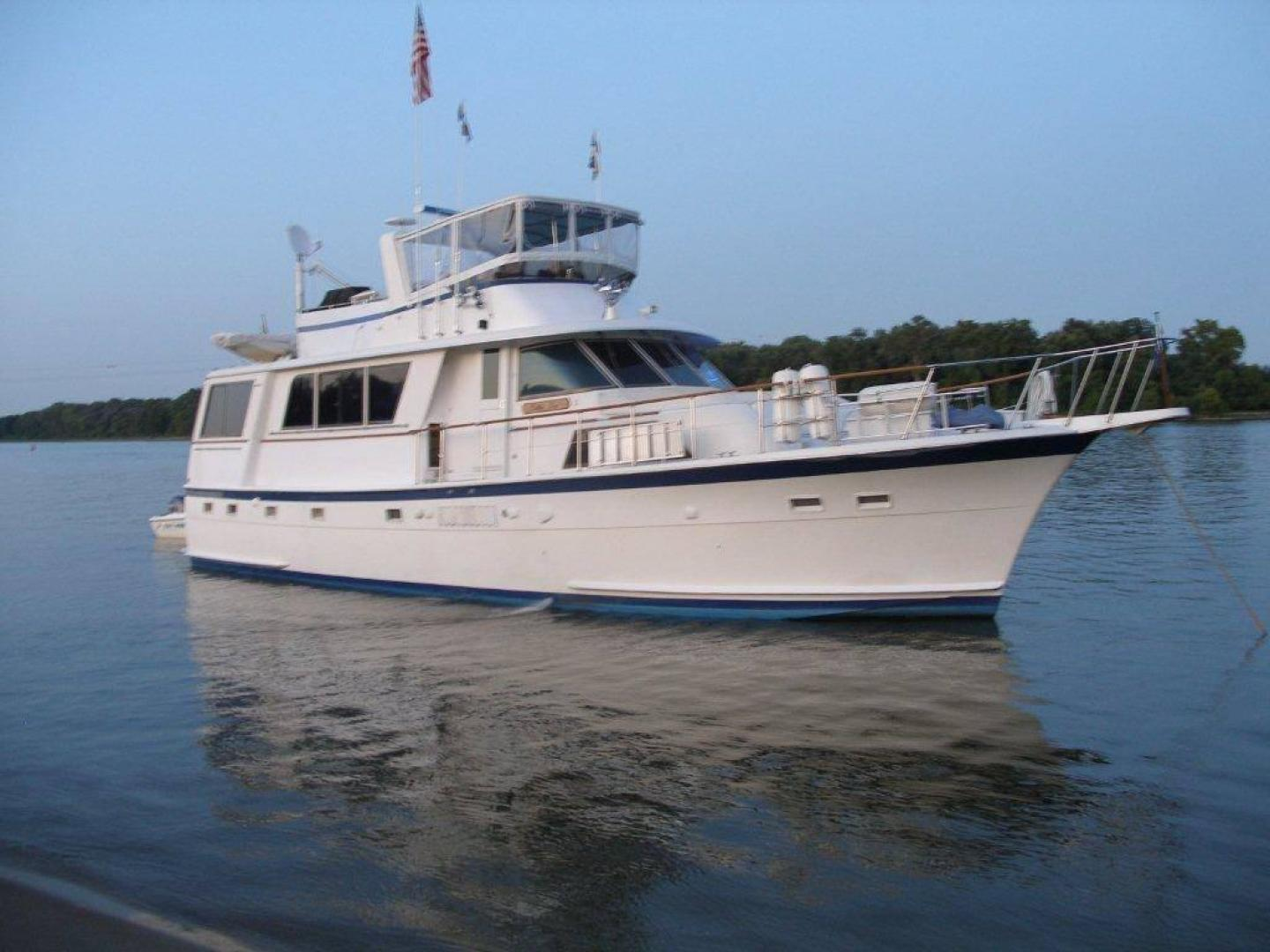 "1978 Hatteras 58' 58 Motor Yacht ""ENDLESS LOVE"""