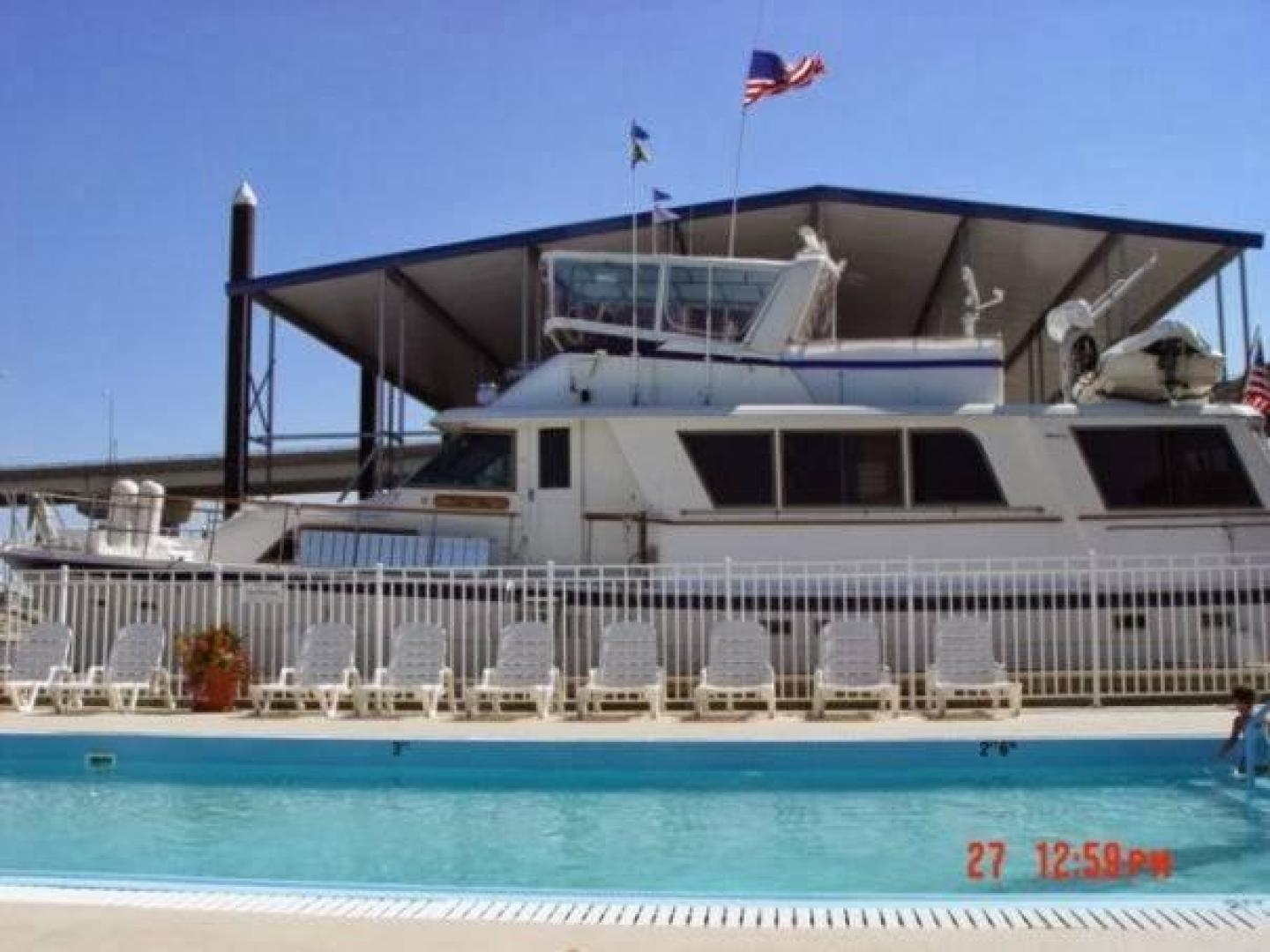 Picture Of: 58' Hatteras 58 Motor Yacht 1978 Yacht For Sale | 2 of 22