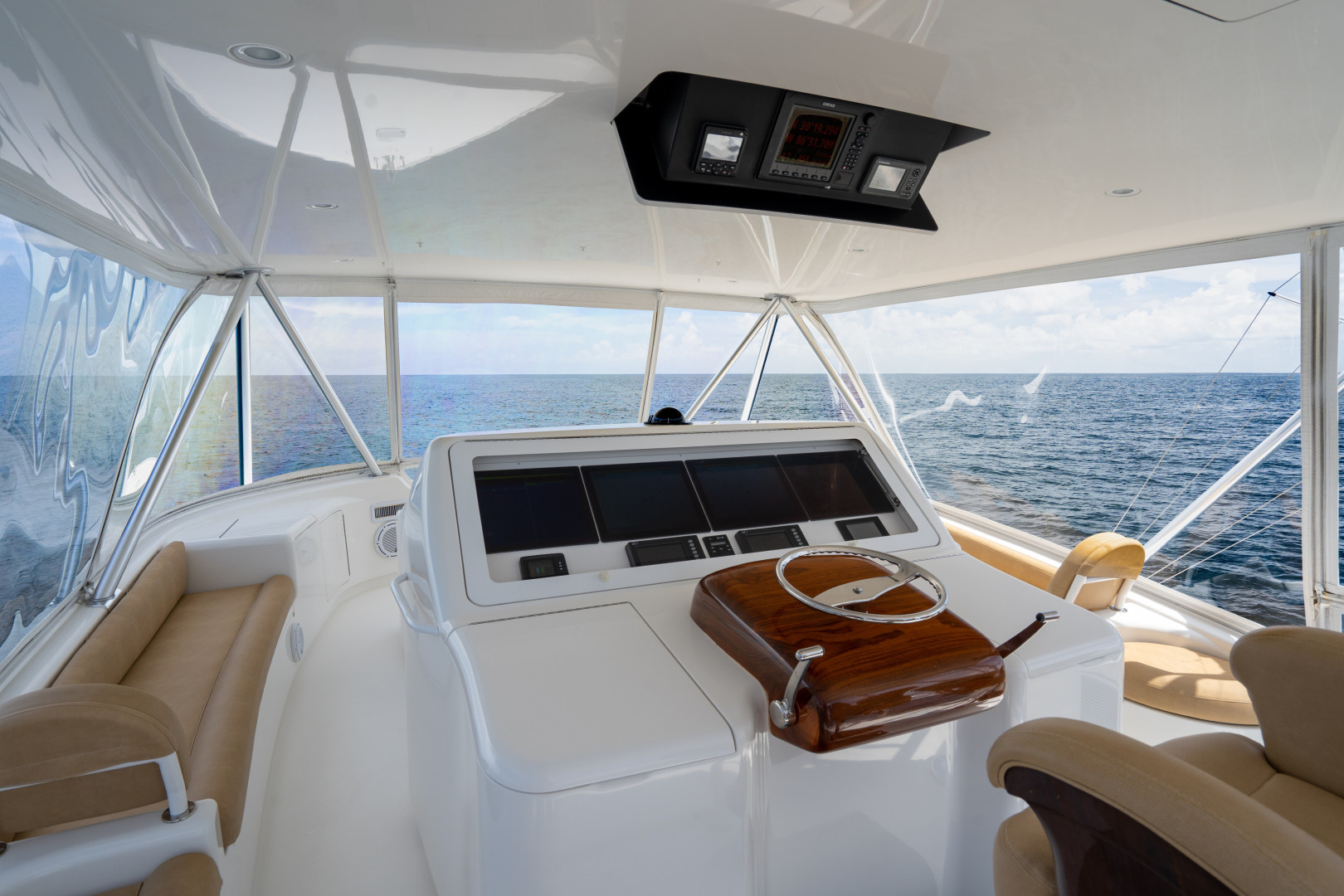 Viking-76 Sportfish 2012-Team Supreme Destin-Florida-United States-2012 Viking 76 SF   Helm (5)-1457167 | Thumbnail