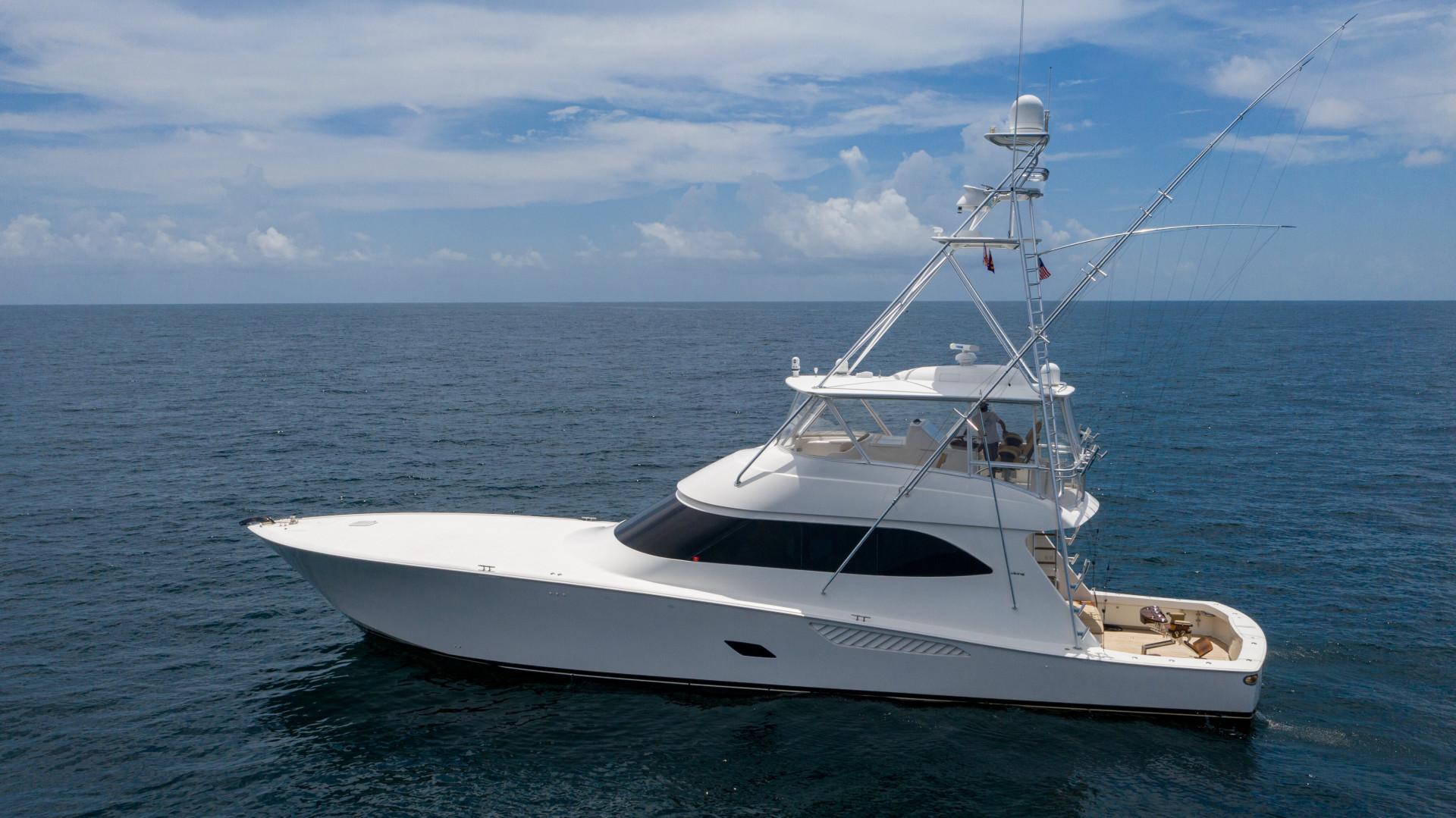 Viking-76 Sportfish 2012-Team Supreme Destin-Florida-United States-2012 Viking 76 SF   Profile Port (3)-1457196 | Thumbnail