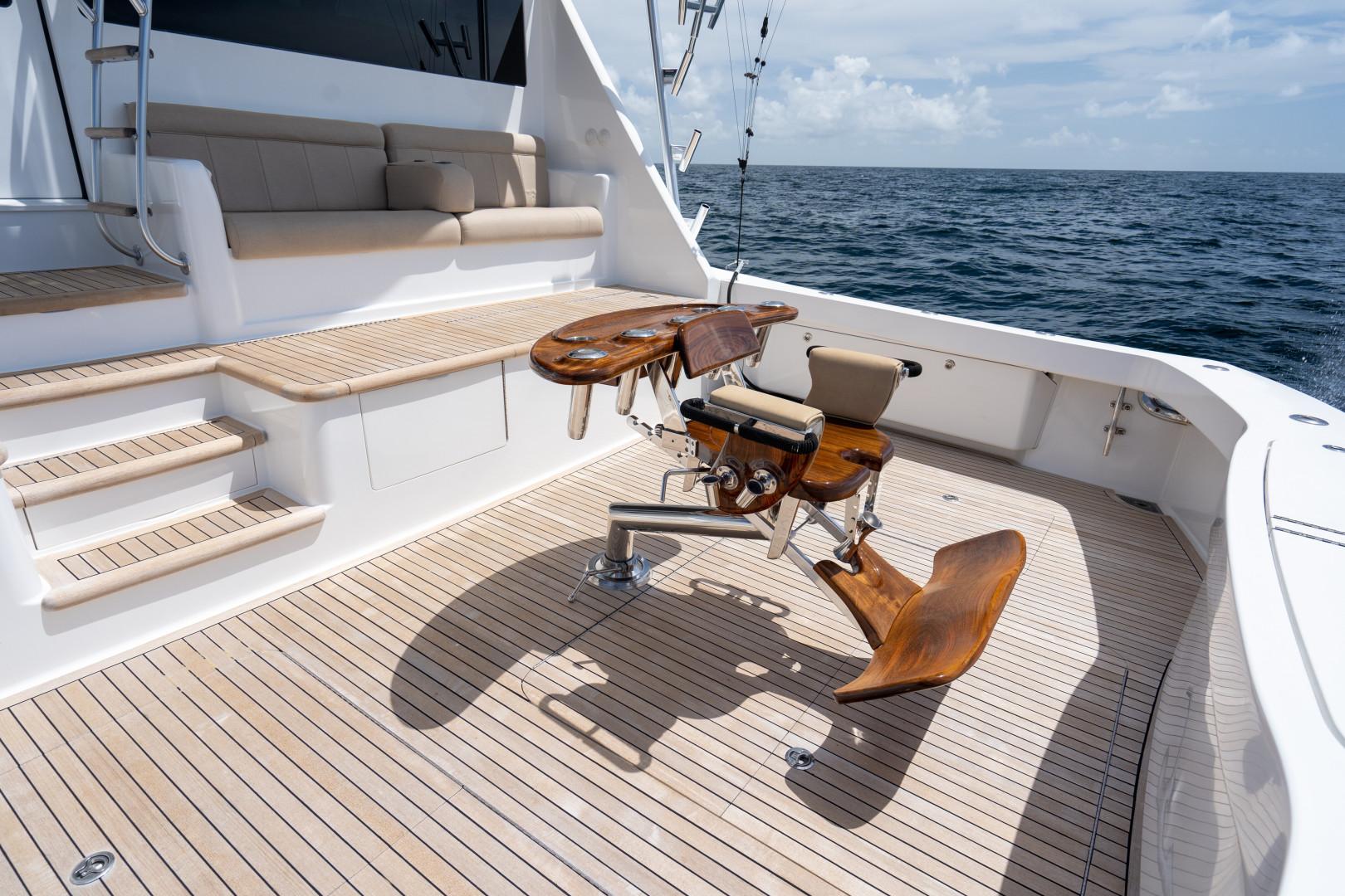 Viking-76 Sportfish 2012-Team Supreme Destin-Florida-United States-2012 Viking 76 SF   Cockpit (4)-1457186 | Thumbnail