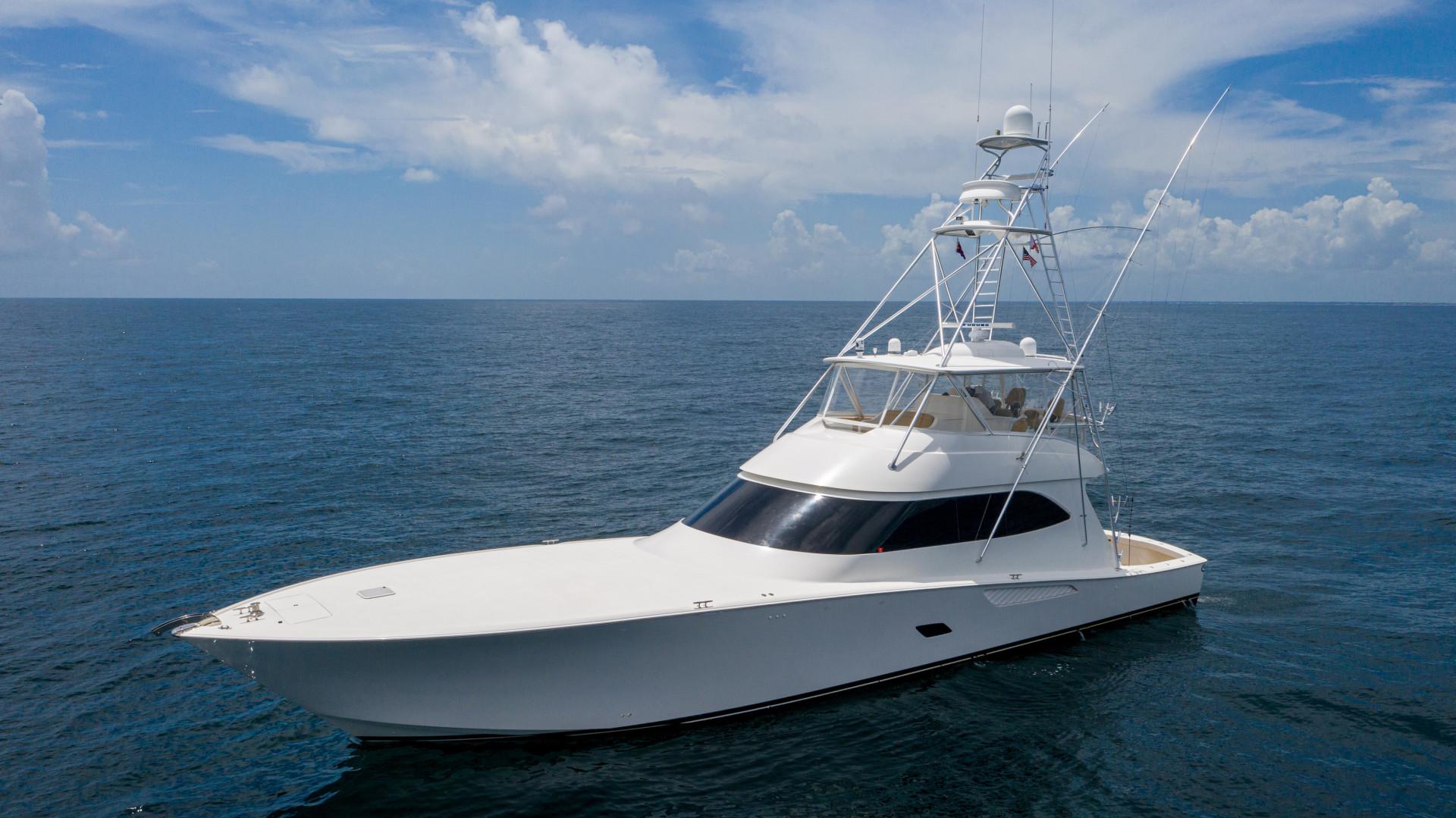 Viking-76 Sportfish 2012-Team Supreme Destin-Florida-United States-2012 Viking 76 SF   Profile Port (2)-1457195 | Thumbnail