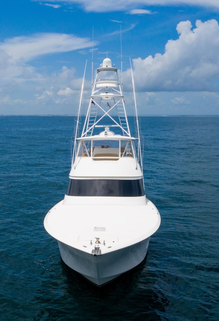 Viking-76 Sportfish 2012-Team Supreme Destin-Florida-United States-2012 Viking 76 SF   Bow-1457190 | Thumbnail