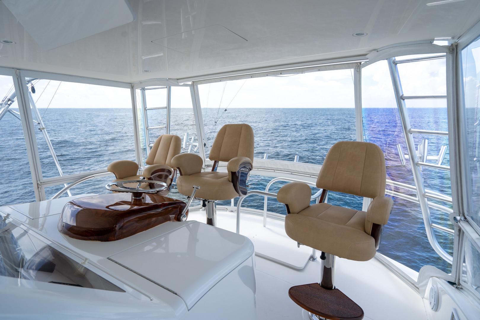 Viking-76 Sportfish 2012-Team Supreme Destin-Florida-United States-2012 Viking 76 SF   Helm (2)-1457164 | Thumbnail