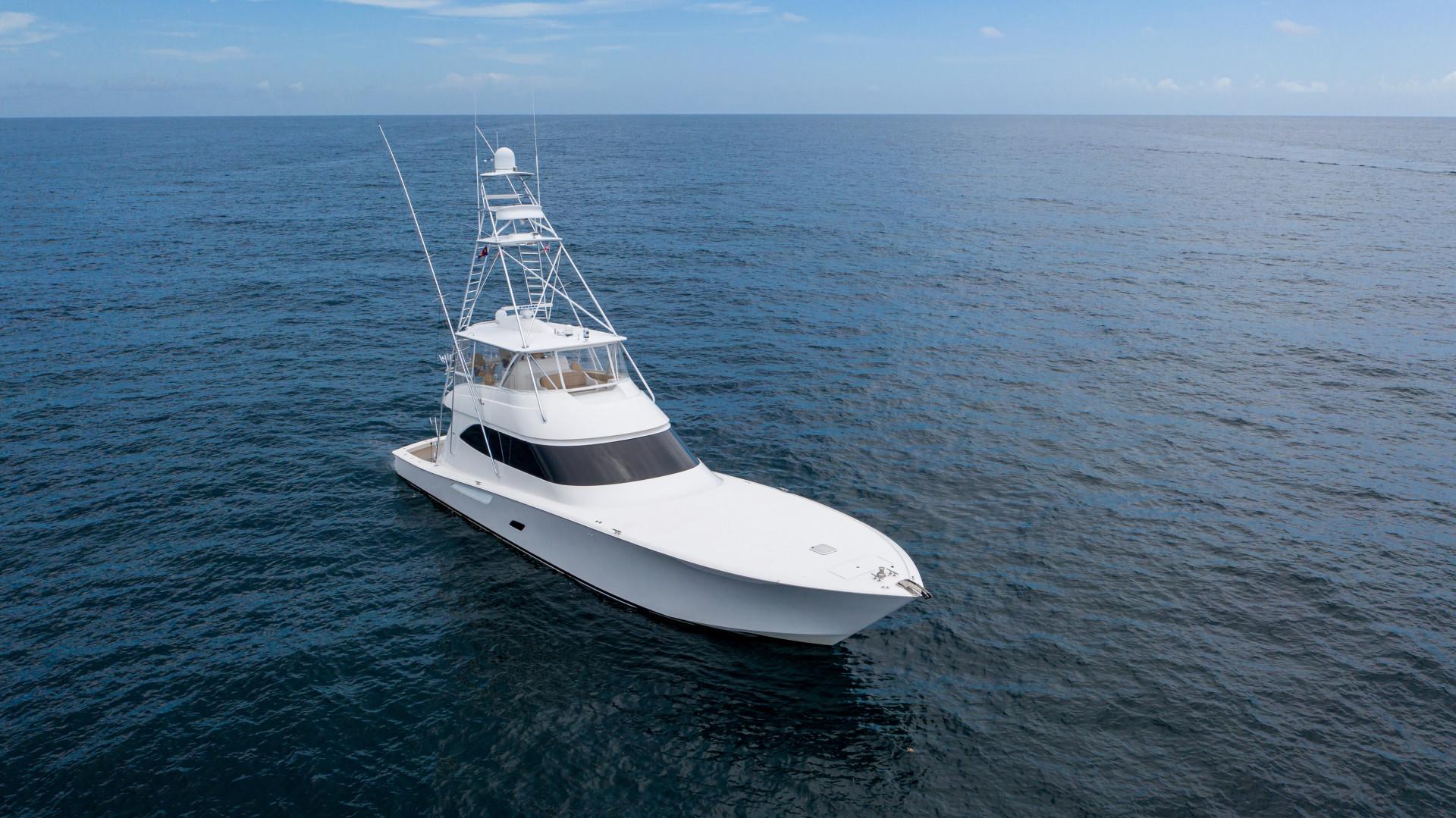 Viking-76 Sportfish 2012-Team Supreme Destin-Florida-United States-2012 Viking 76 SF   Profile Stbd Qtr (2)-1457207 | Thumbnail