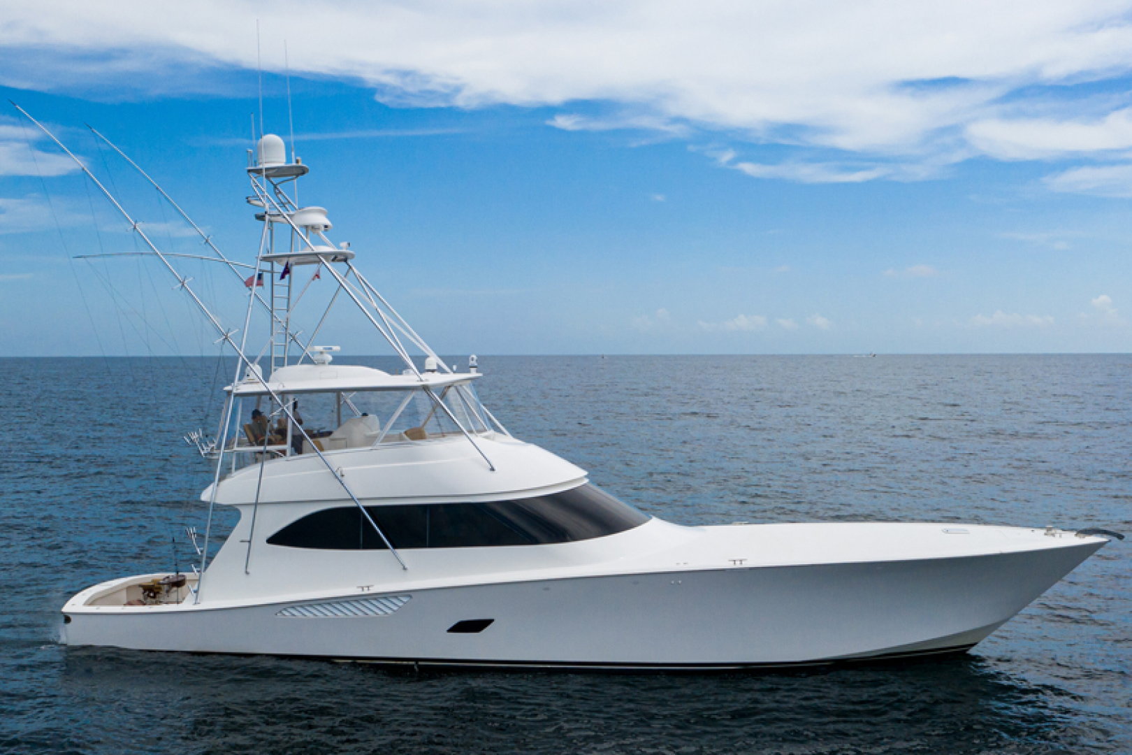76' Viking 2012 76 Sportfish Team Supreme