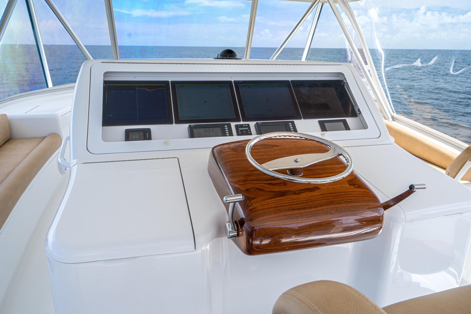 Viking-76 Sportfish 2012-Team Supreme Destin-Florida-United States-2012 Viking 76 SF   Helm (6)-1457168 | Thumbnail