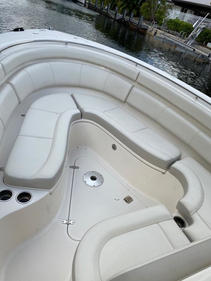 Pursuit-ST310 Center Console 2014 -Boca Raton-Florida-United States-Bow Seating-1280869 | Thumbnail