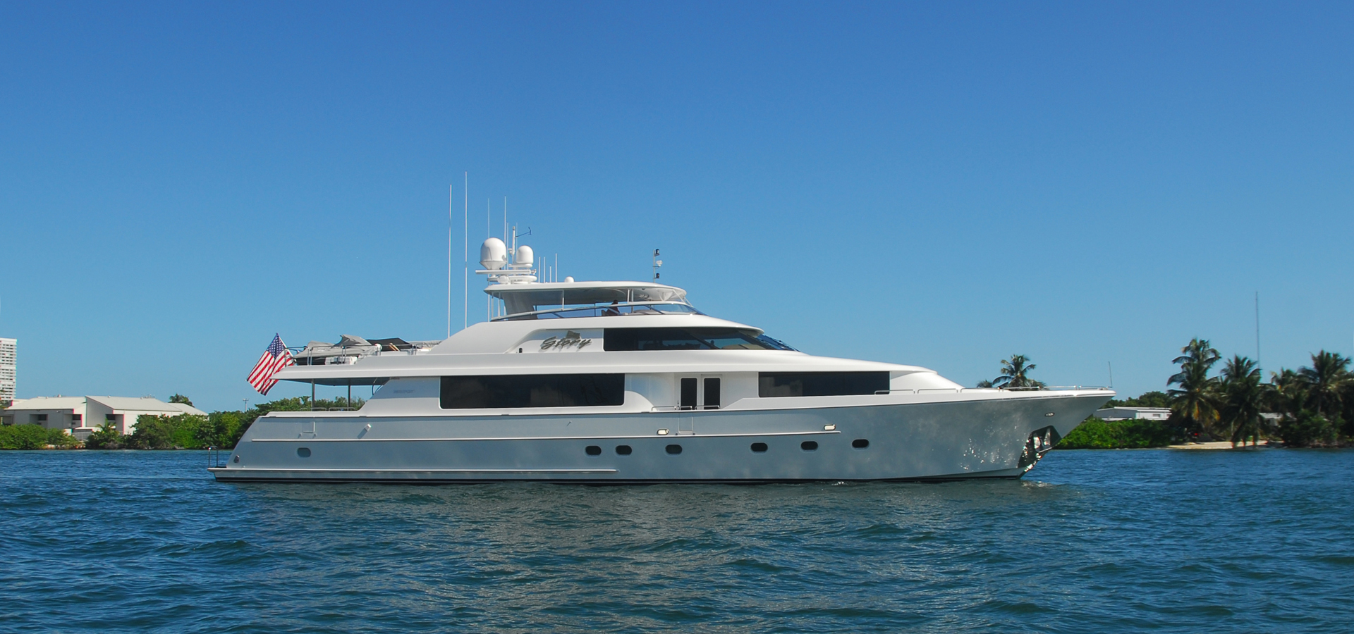 Picture Of: 112' Westport Flybridge 2004 Yacht For Sale   1 of 29