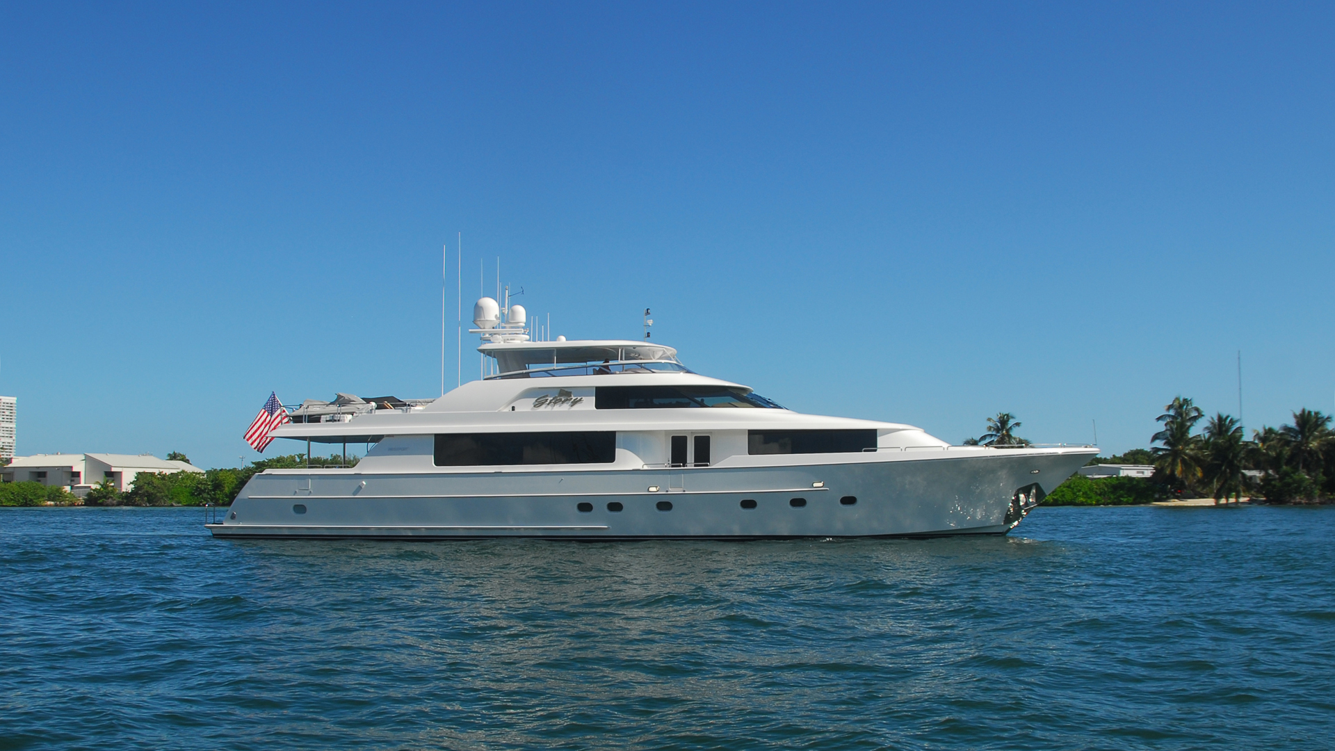 Picture Of: 112' Westport Flybridge 2006 Yacht For Sale | 1 of 28