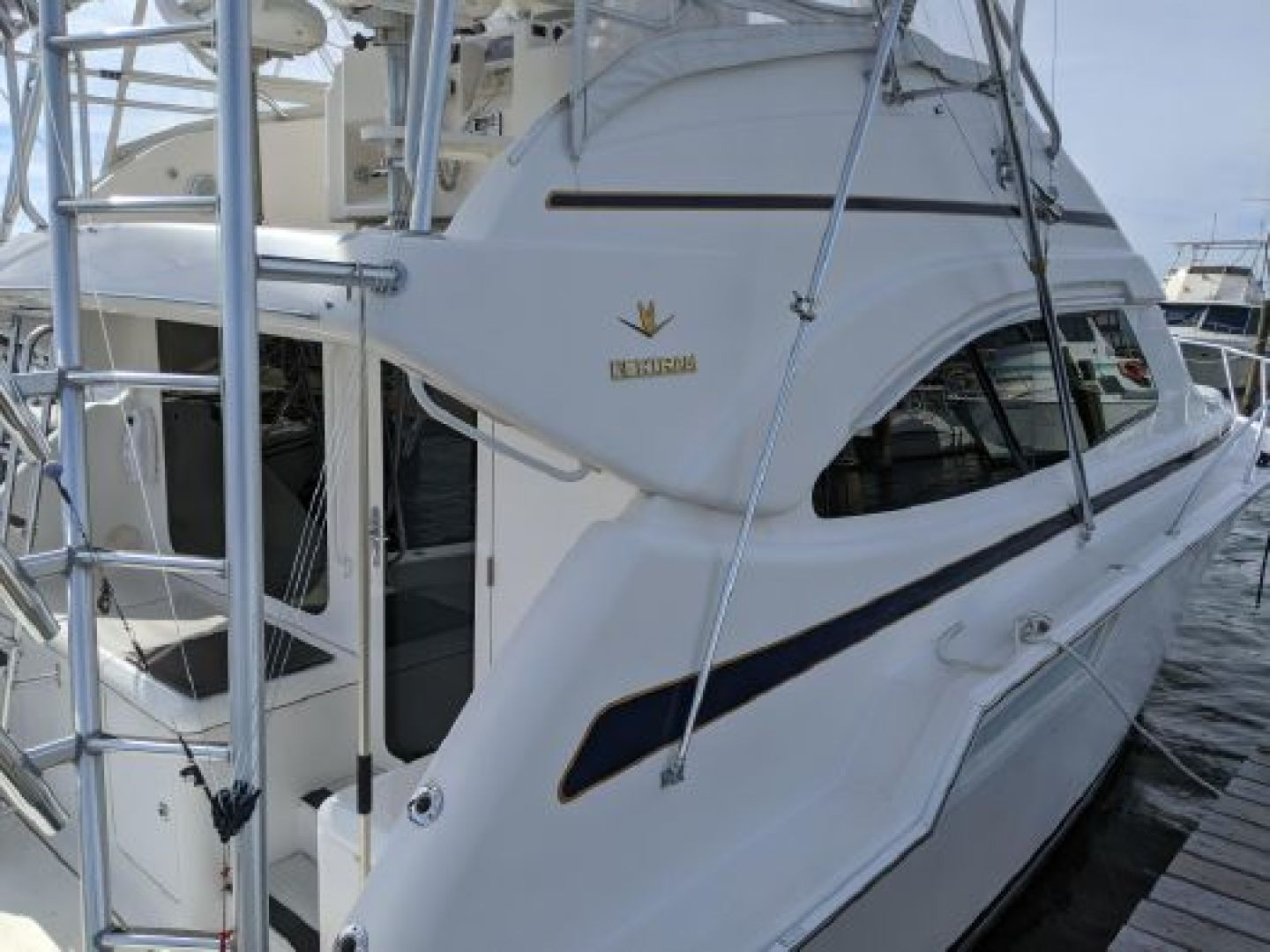 Picture Of: 45' Bertram 2005 Yacht For Sale | 2 of 31