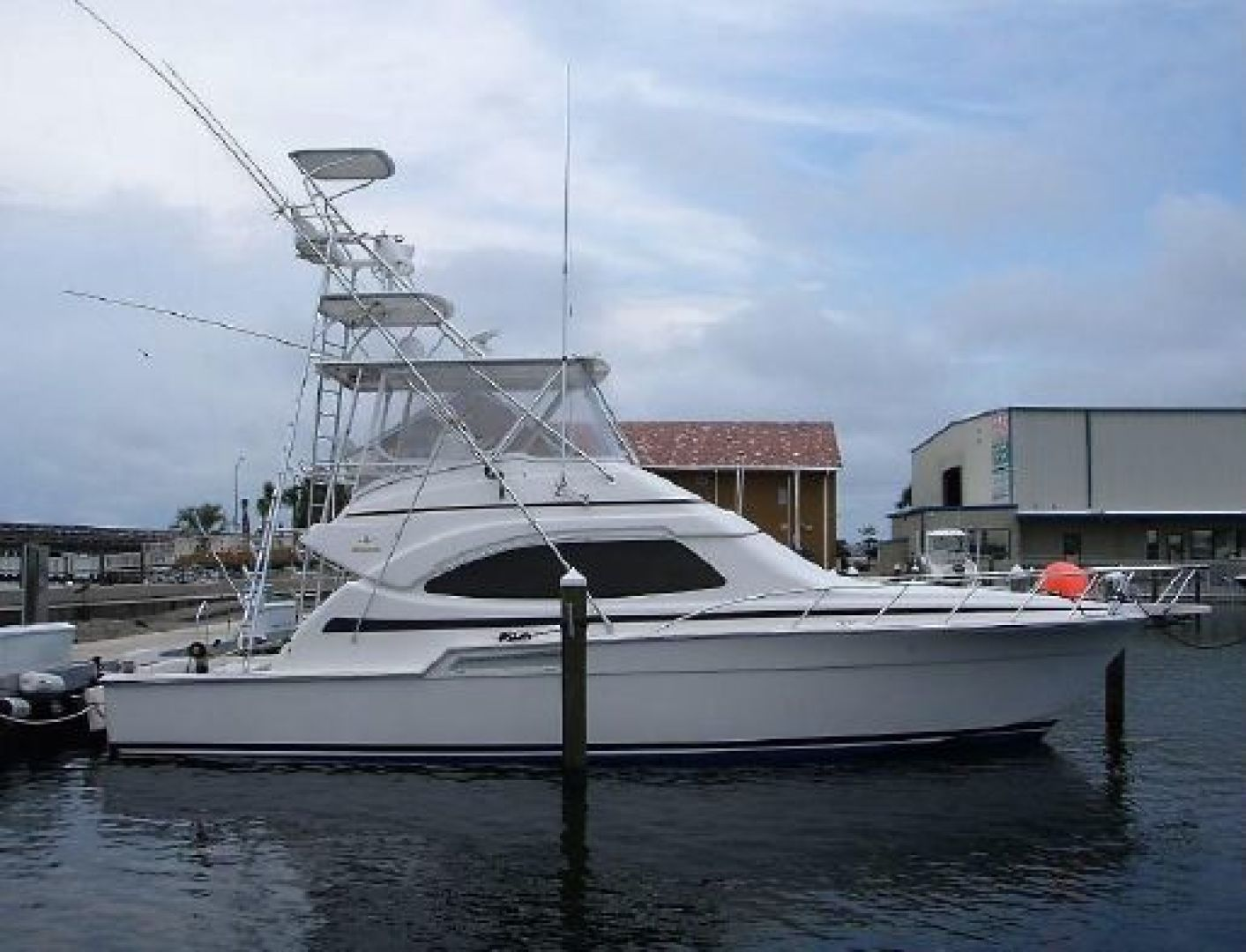 Picture Of: 45' Bertram 2005 Yacht For Sale | 1 of 31