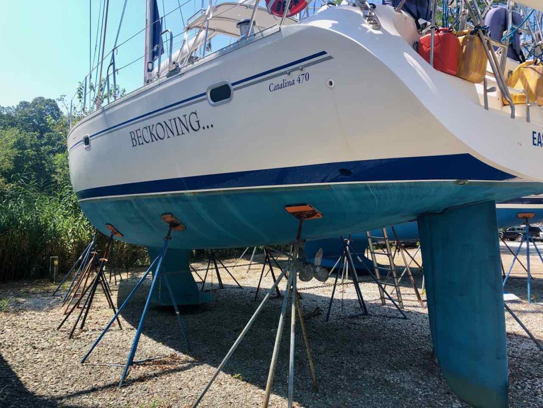 Catalina-470 2001-Beckoning Annapolis-Maryland-United States-1282858 | Thumbnail
