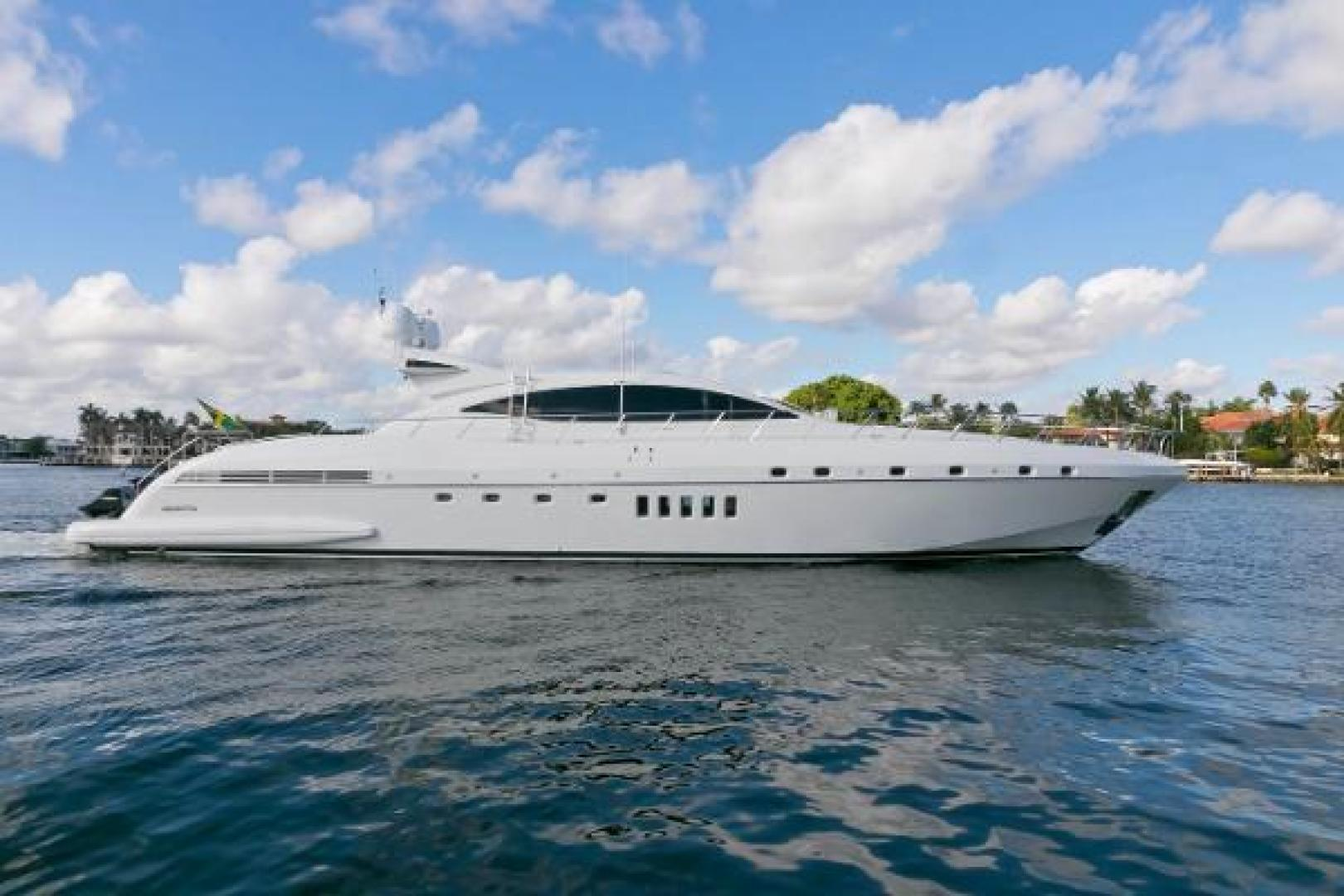 Picture Of: 92' Mangusta 2005 Yacht For Sale | 1 of 62