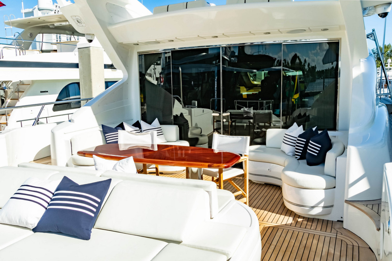 Picture Of: 92' Mangusta 2005 Yacht For Sale | 2 of 62