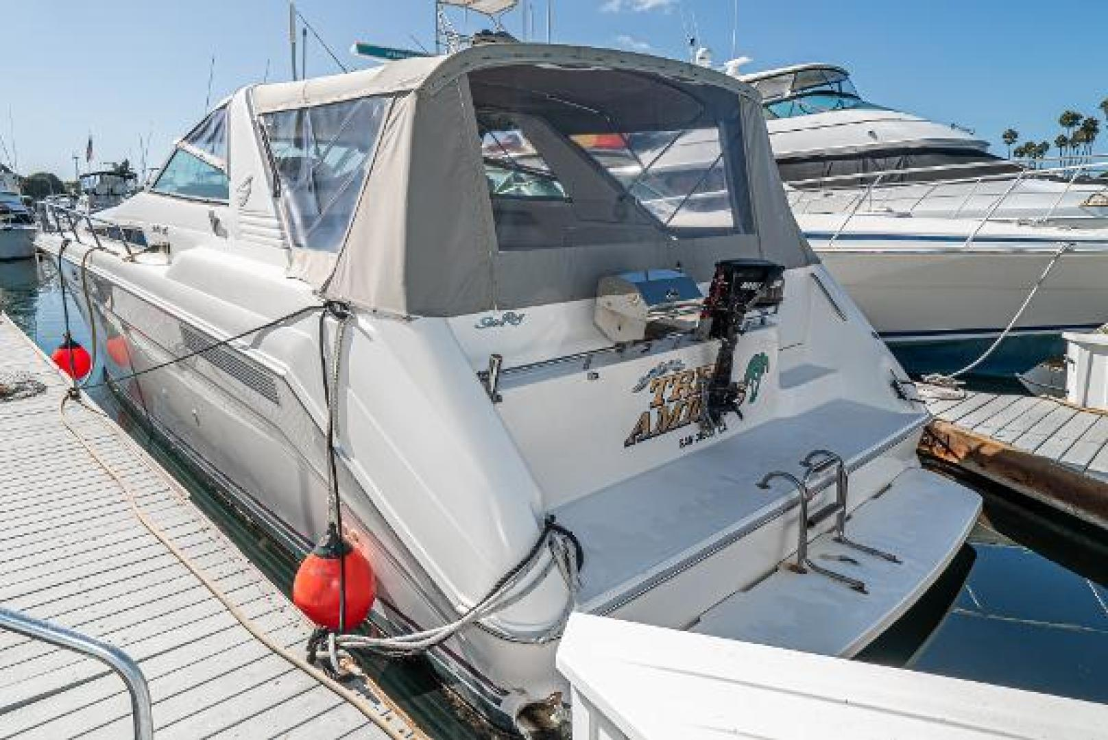 Picture Of: 50' Sea Ray Sundancer 1991 Yacht For Sale | 2 of 51